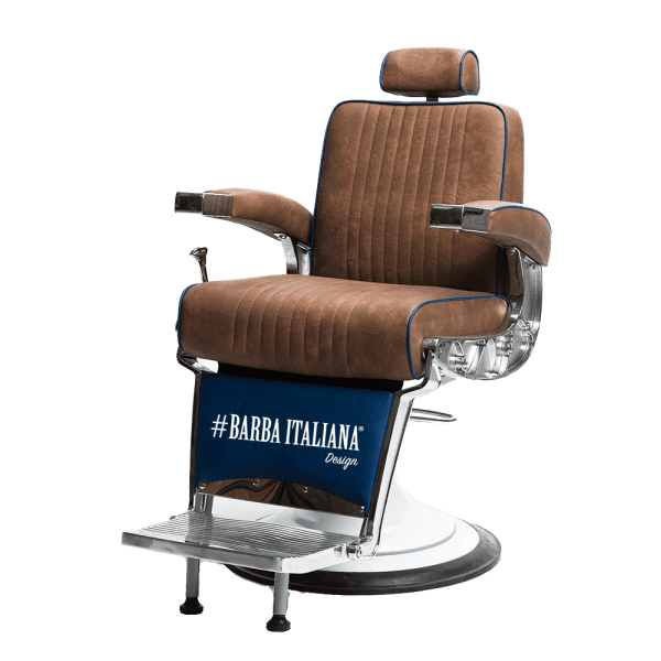 Профессиональное кресло BARBA ITALIANA
